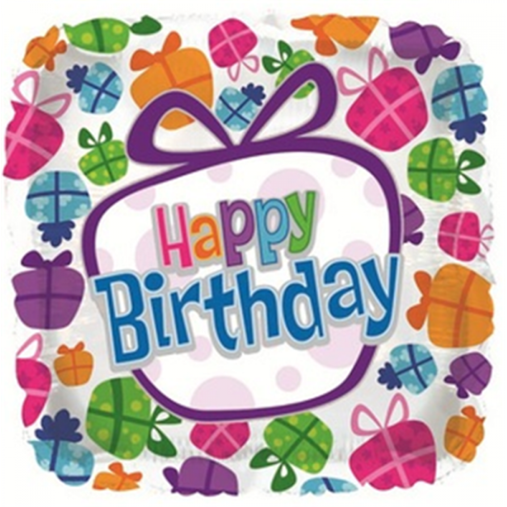 18 happy birthday gift box negle Image collections