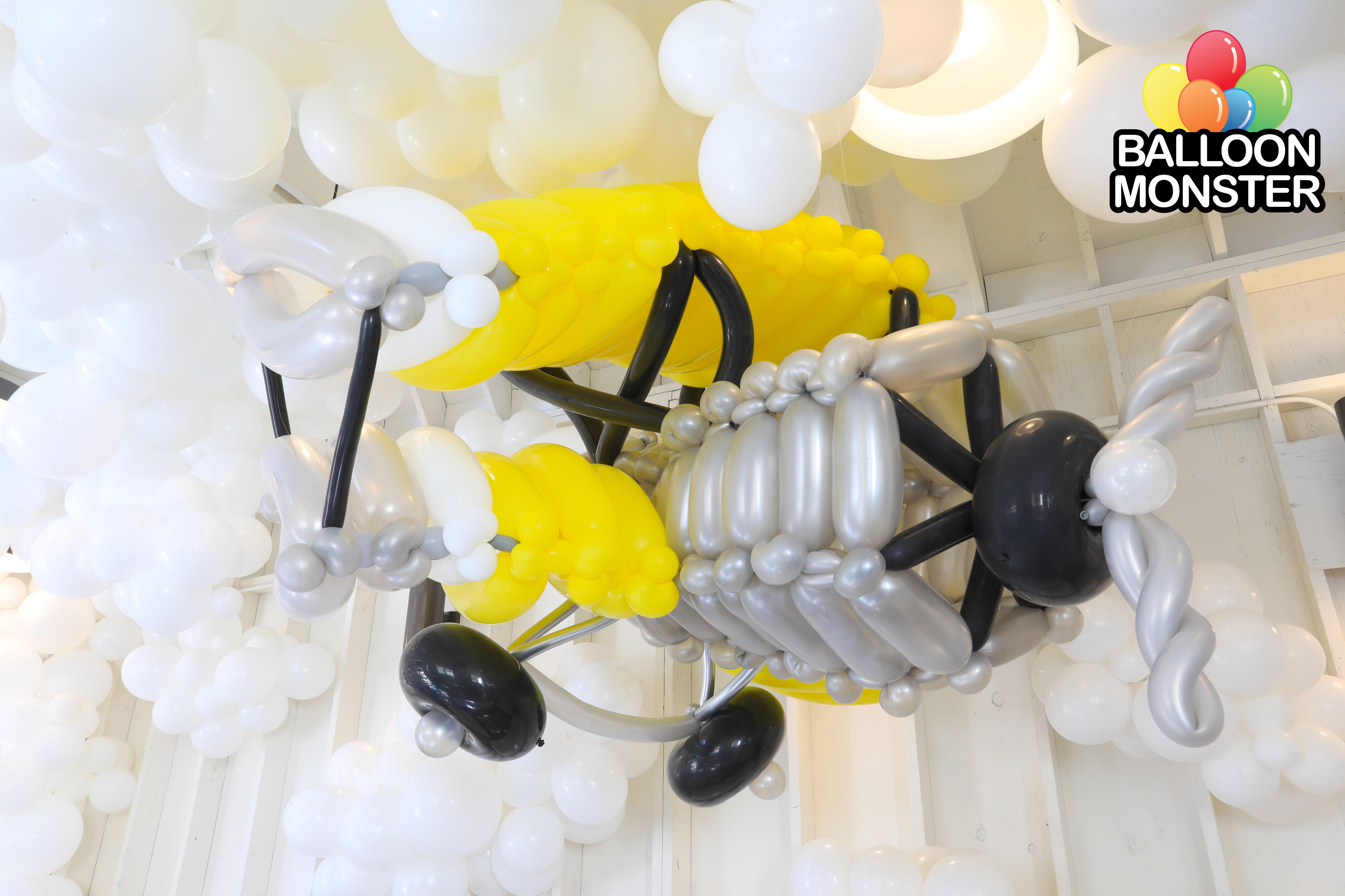 One Dozen Birthday Balloons Delivery Main Gallery Image 07